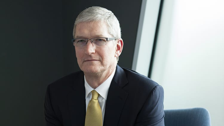 Tim Cook Firenze