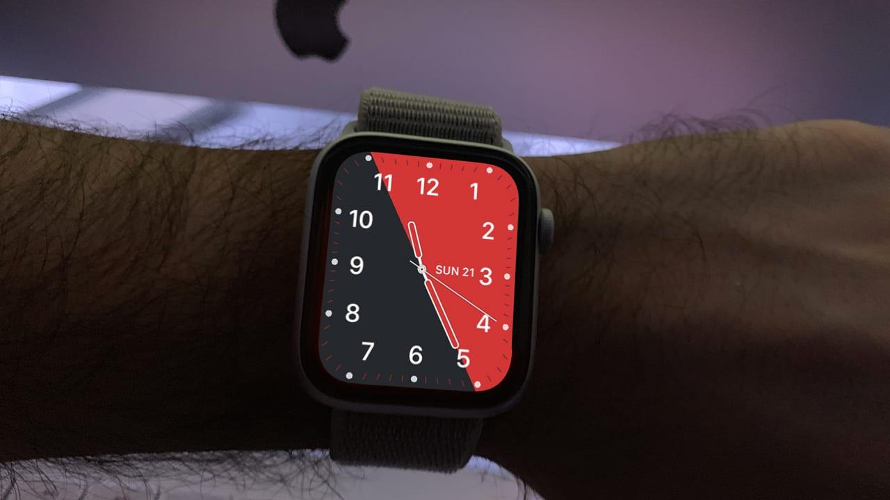 Cambiare sfondi apple watch