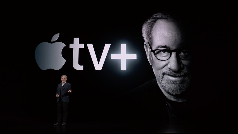 Apple TV +