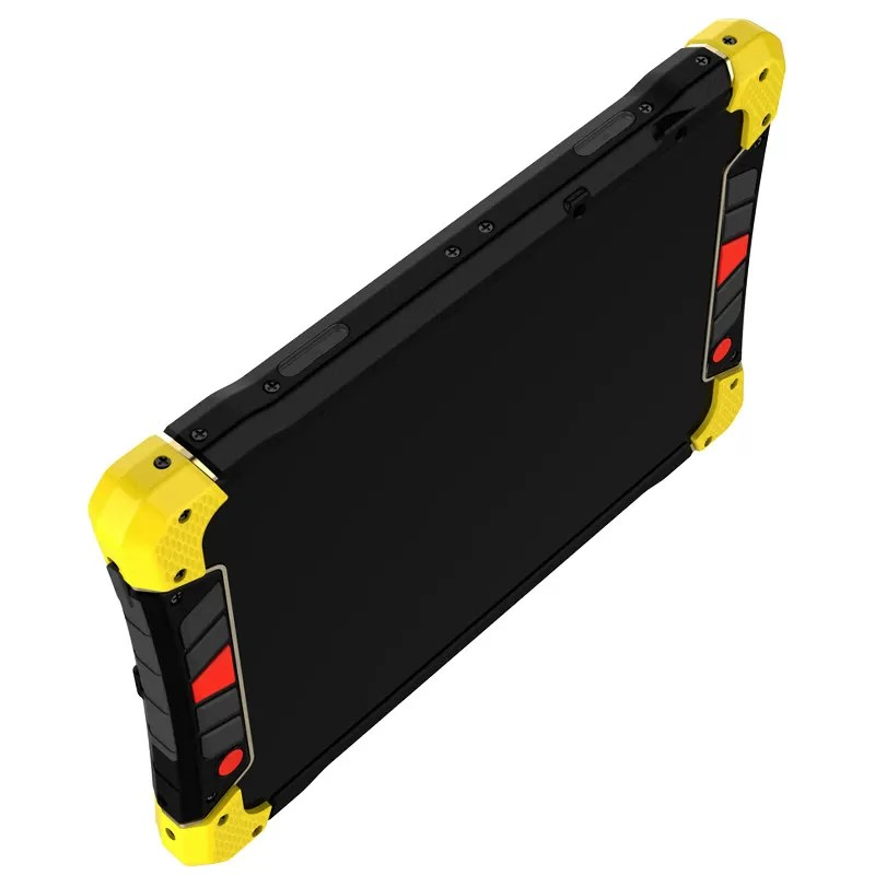 Handheld 8 Inch IP65 Android RFID UHF Reader Barcode ...