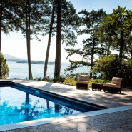 Patio & Pool Photography | Custom Home Photographer