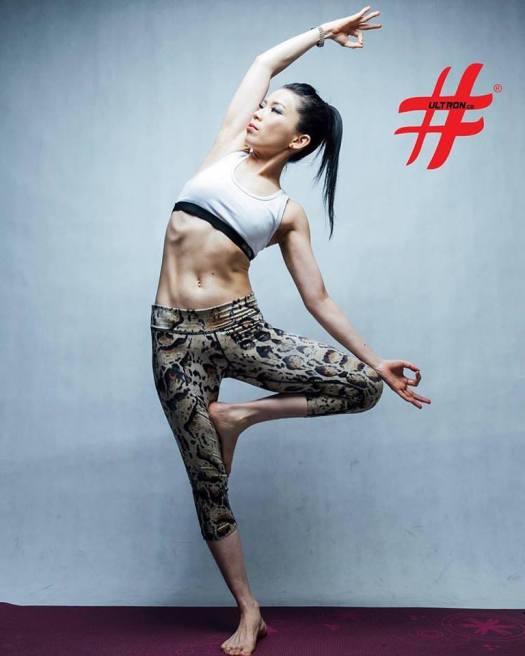 Fat Burning Yoga Angeline profile1