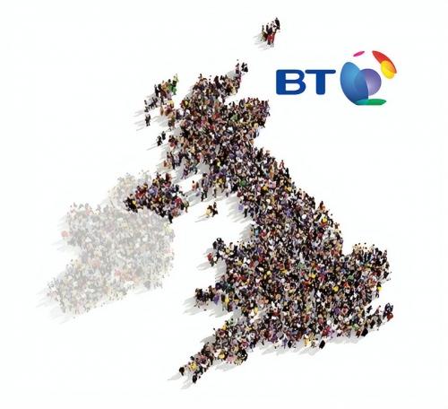 bt people uk map