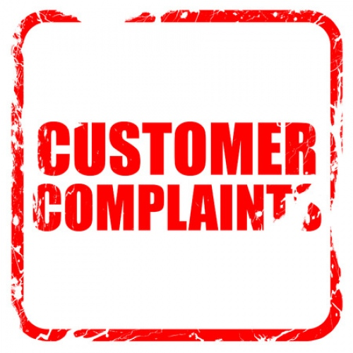 customer service and support UK complaints