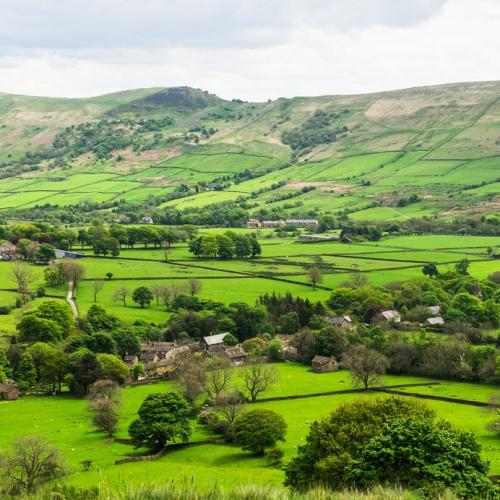 rural broadband landscape uk