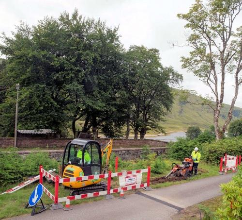 highlands fttp build openreach