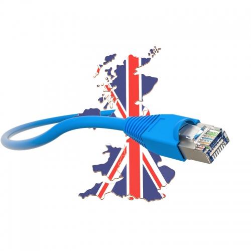 uk map broadband mobile isp computer network