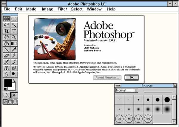 Photoshop 2.0