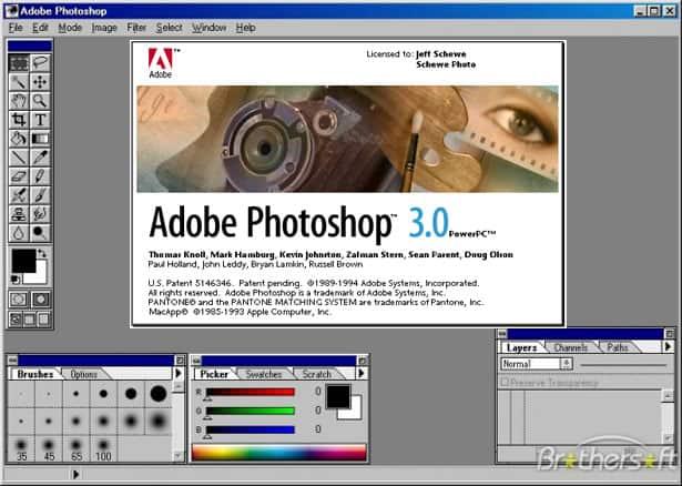 Photoshop 3.0