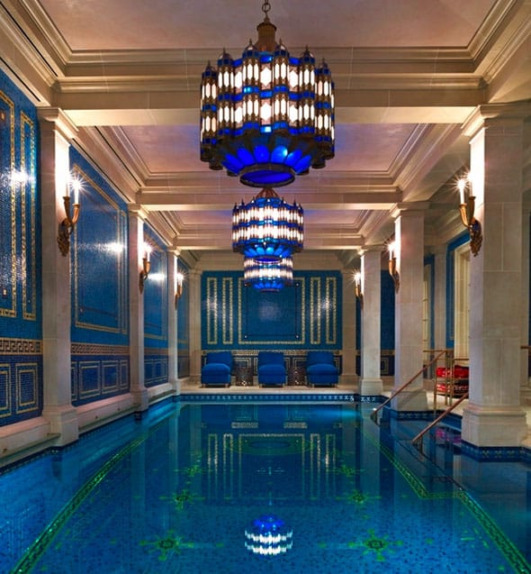 Luxury Mansions With Swimming Pools: Top 5 Most Elaborate Home Swimming Pools
