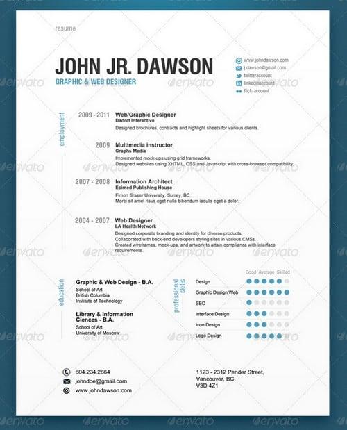 Modern resume styles resume sample it resume modern ideal vistalist co altavistaventures Choice Image
