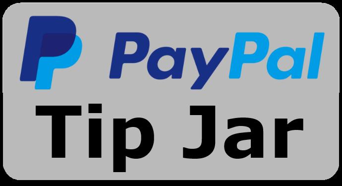 Help my PayPay Tip Jar