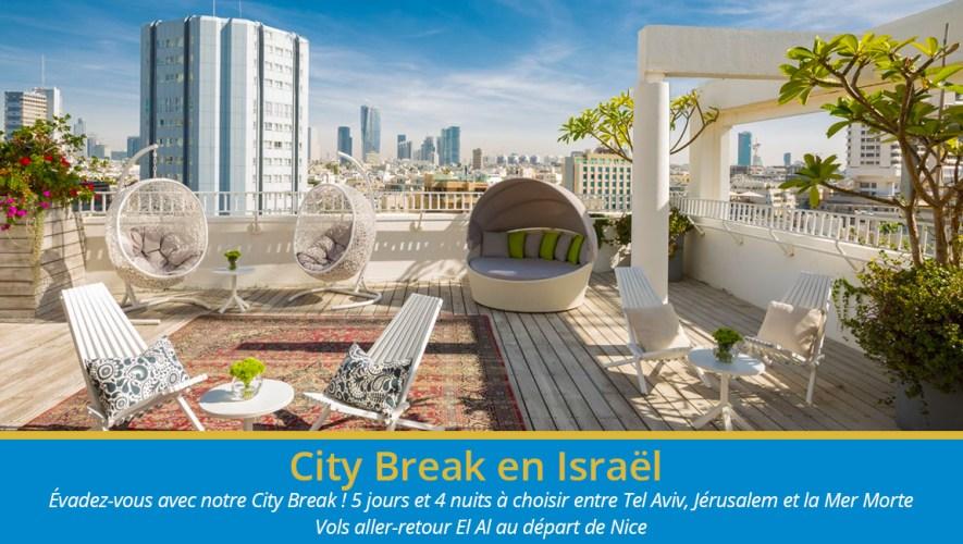 City Break en Israël