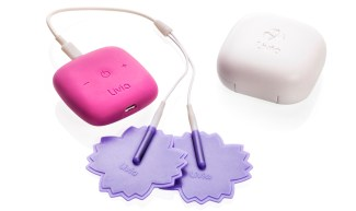 The drug-free system lasts up to 15 hours on a single charge. Photo courtesy of Livia