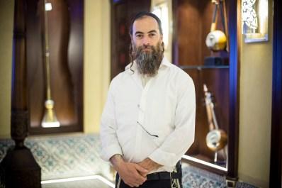 Eldad Levy, director of the Hebrew Music Museum. Photo: courtesy.