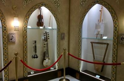Hebrew Music Museum in Jerusalem. Photo by Abigail Klein Leichman