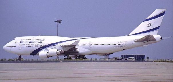 EL AL Fleet – Current | Israel Airline Museum