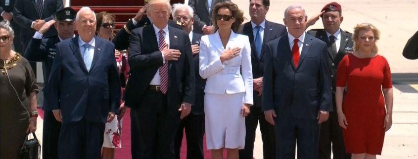 trump israel visit