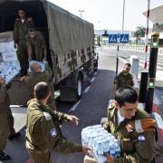 israel disaster aid