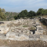 The ancient Sanhedrin/Yeshiva