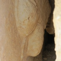 Reused stone