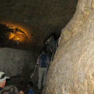 The Caananite Tunnel