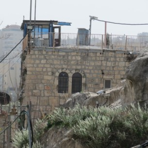 Meyuhas House - First house in modern City of David