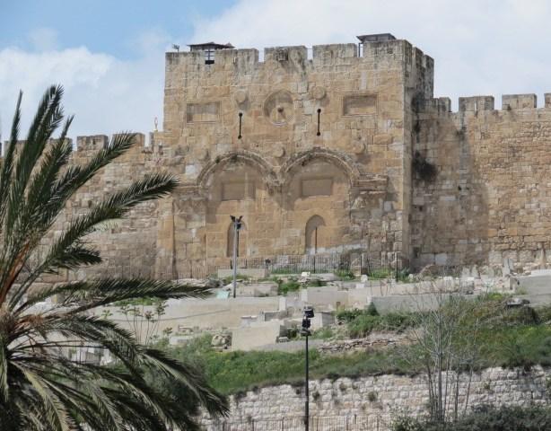 Sha'ar HaRachamim or Golden Gate