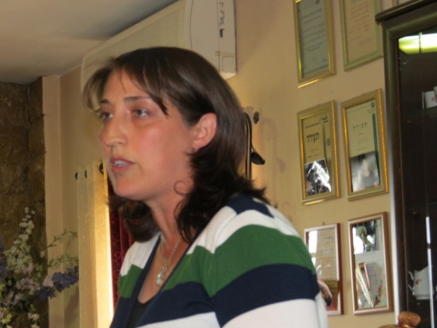 Bothaina Halabi, Druze Holocaust Artist