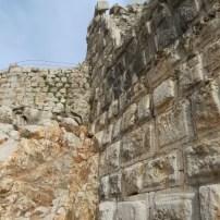 Earthquake weakened walls