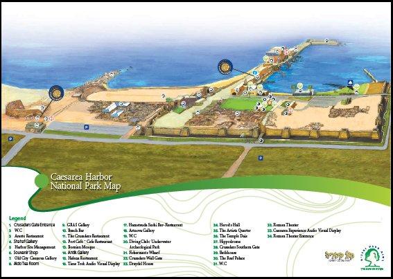 Caesaria Port