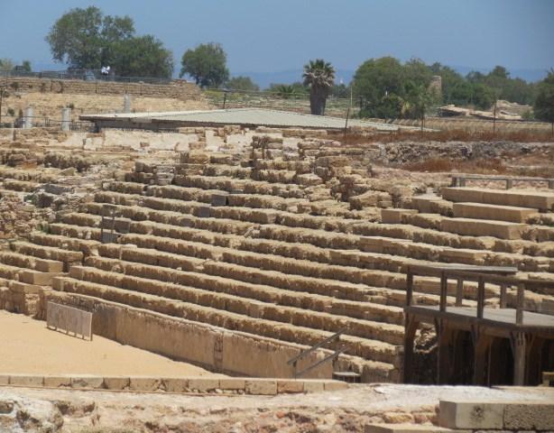 Caesaria Circus/Amphitheater