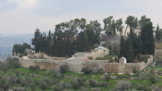 Monastery of the Sisters of Zion