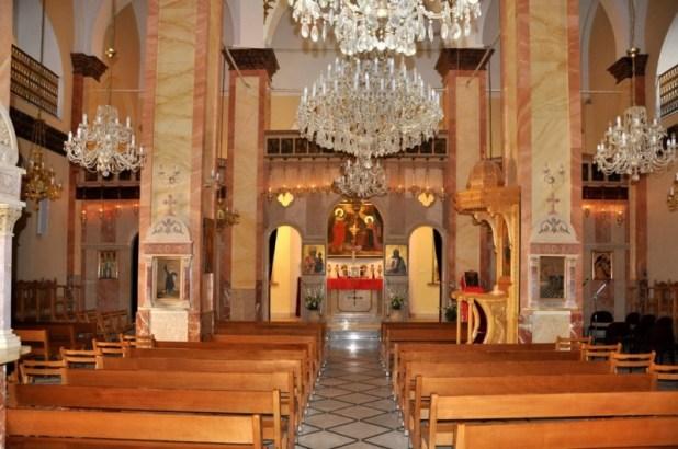 Greek Catholic Church adjacent to Synagogue Church - http://mapio.net/s/67900794/
