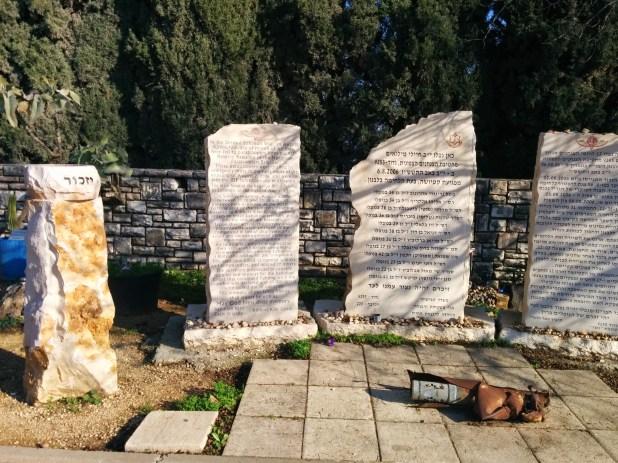 Kfar Giladi - Tel Hai Cemetery