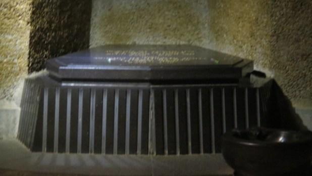 Baron Rothschild's Grave