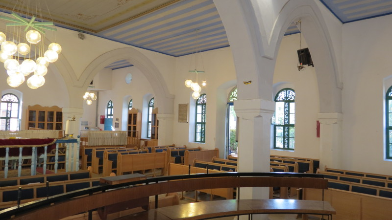 Synagogue Mikveh Yisrael