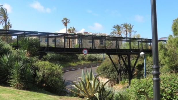 Bridge of Wishes - Jaffa Attractions