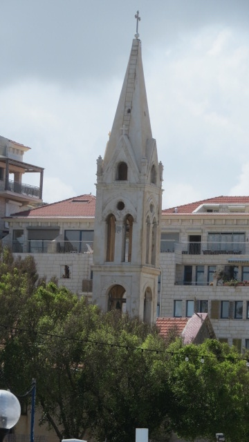 St. George's Church, Jaffa