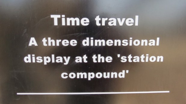 Time Travel at the Tachana