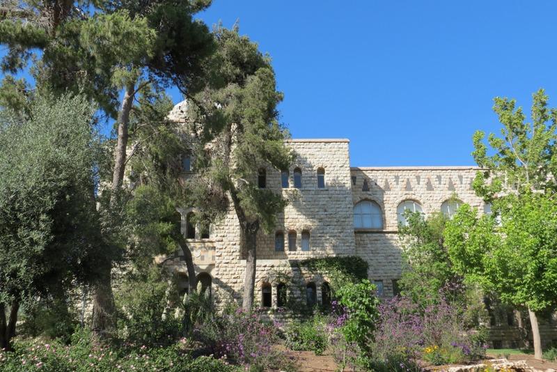 Hebrew University of Jerusalem- Hebrew University Faculty of Law on Mount Scopus