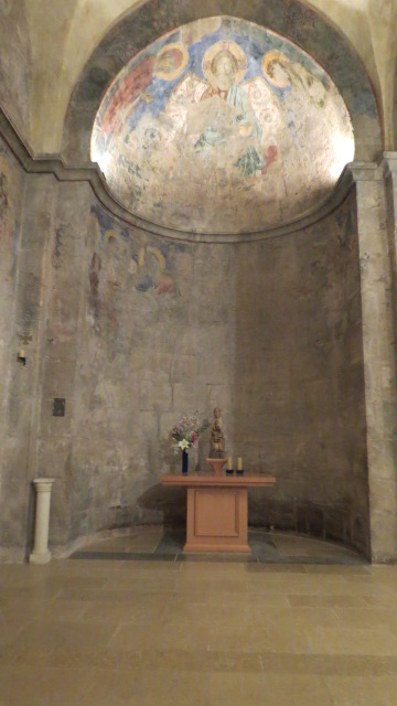 Apse - St. Mary of the Resurrection Abbey