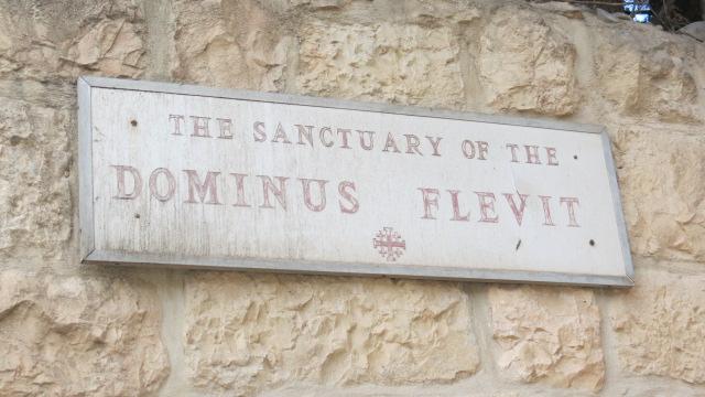 Dominus Flevit