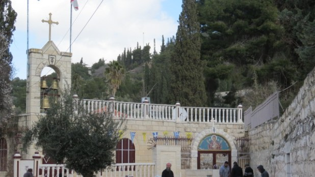During the Crusaders period a monastery was added - the Abbey of St. Mary of the Valley of Jehoshaphat