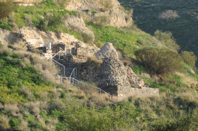 Kursi cave chapel