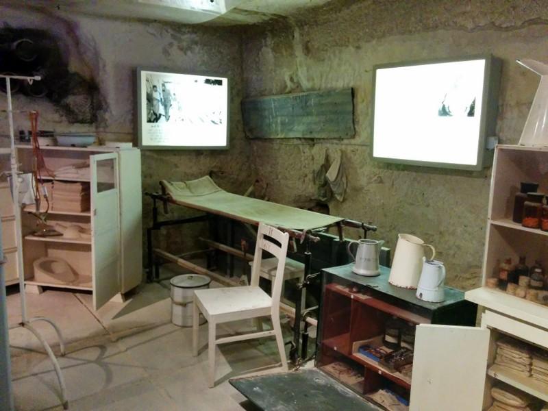 Mitzpe Revivim bunker