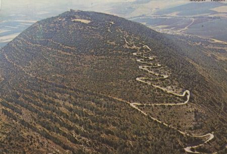 Mt. Tabor Serpentine Road