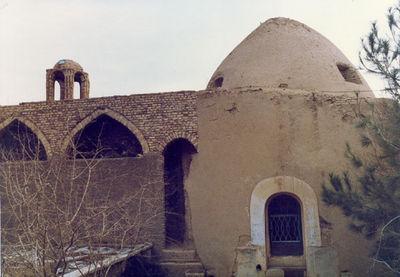 Serah bat Asher's Grave in Iran