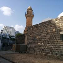 Al Bakhri Mosque minaret