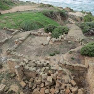 Roman seaside villa